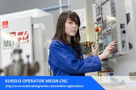 kursus operator CNC jakarta bekasi