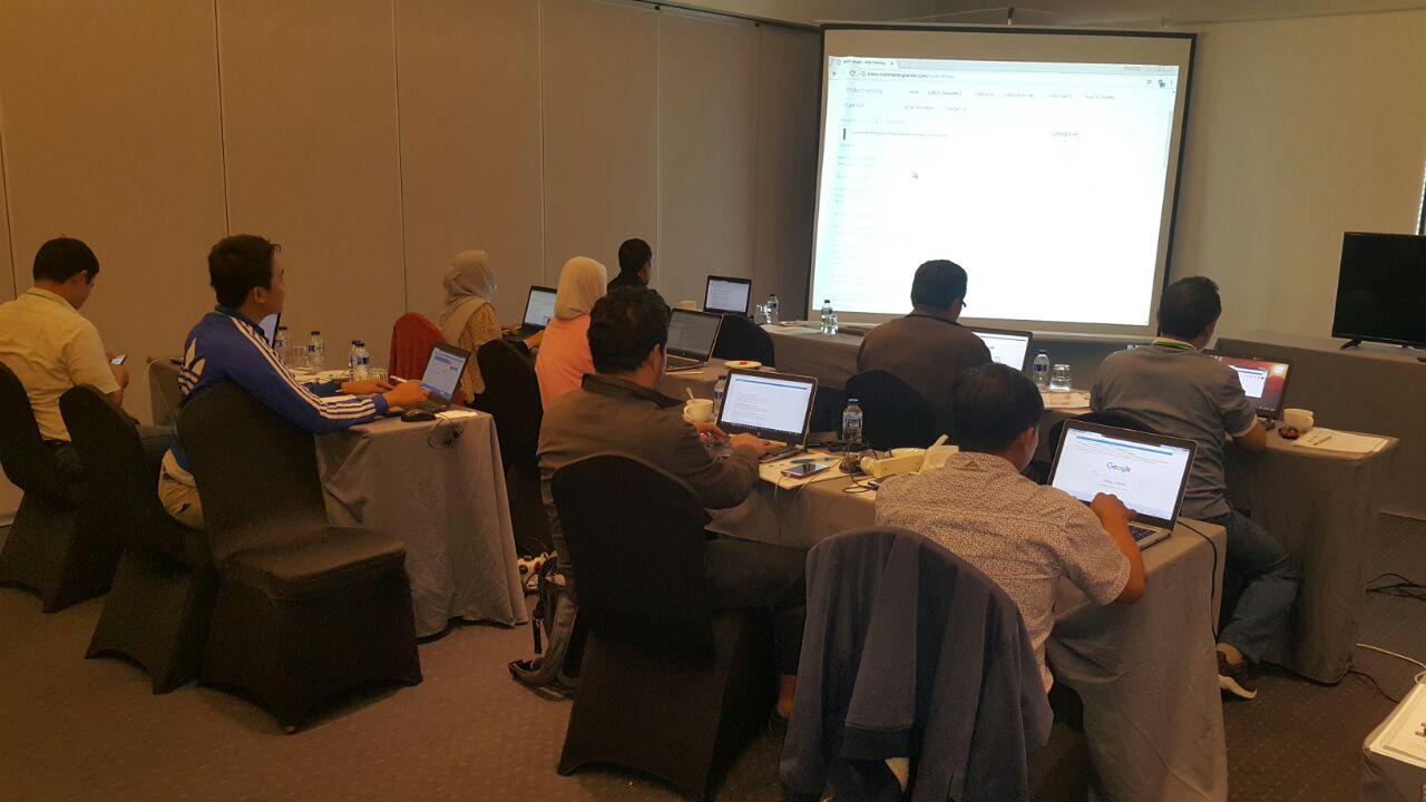 Dokumentasi training VBA excel jakarta 16-17Des 17